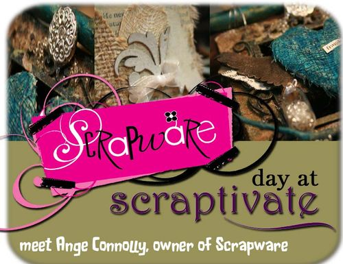Scrapware Day Front Page