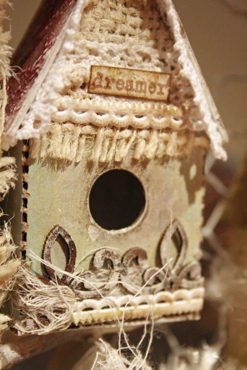 Birdhouse Village 3