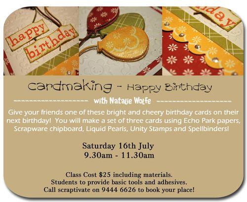 07 Birthday Cards