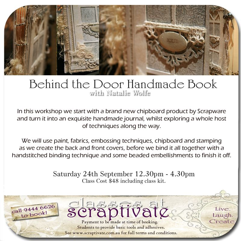 Handmade Book Ad