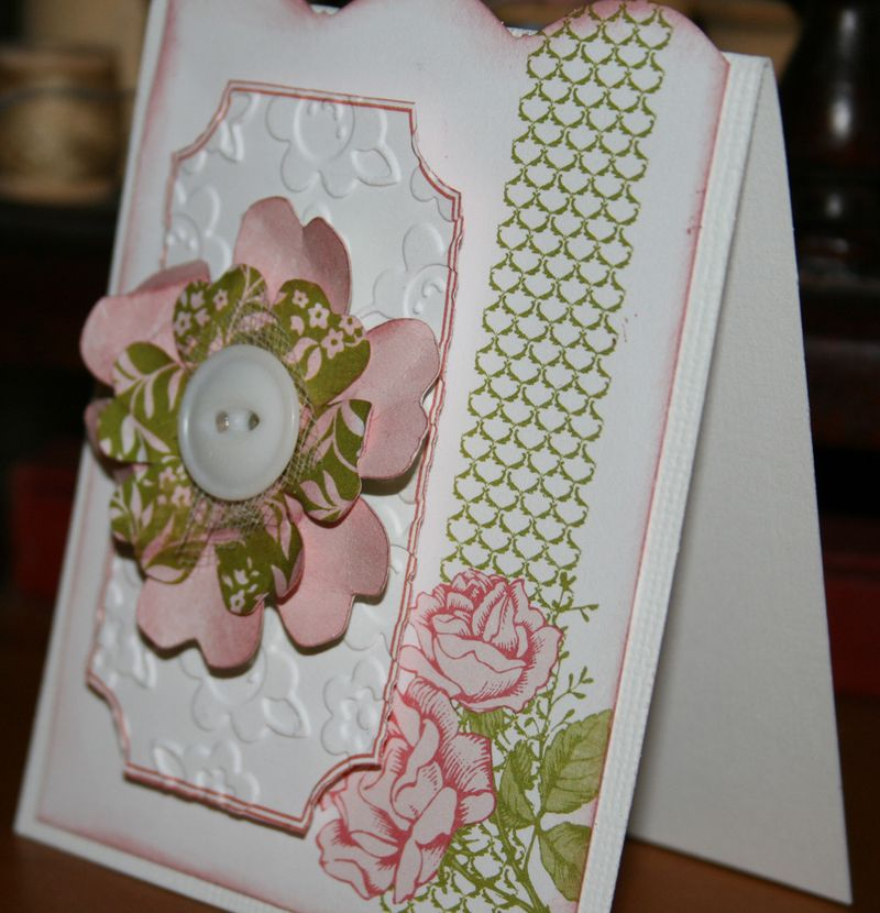 Little flower card 2