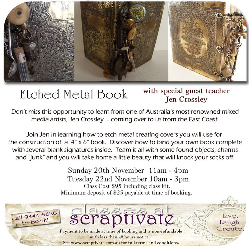 Etched Metal Ad