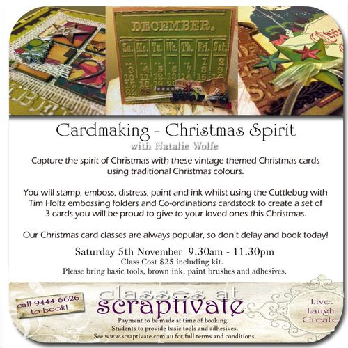 111105 christmas cards