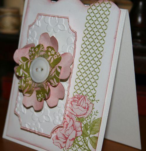 Little Flower Card